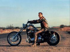 Harley Davidson & The Marlboro Man