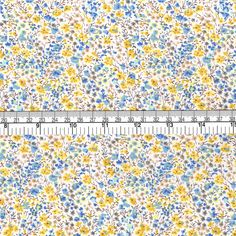 Liberty Fabric Tana Lawn Phoebe A-40 - Alice Caroline - Liberty fabric, patterns, kits and more - Liberty of London fabric online Liberty Of London Fabric, Liberty Fabric, Lawn Fabric, 40th Anniversary, Ditsy Floral, Fabric Online, Baby Accessories, Fabric Patterns, Alice