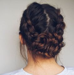 The Best Winter Hairstyles You Have To Try 30 Effortless Hairstyles To Try This Summer Winter Hairstyles, Box Braids Hairstyles, Pretty Hairstyles, Hairstyles 2018, Afro, Curly Hair Styles, Natural Hair Styles, Braut Make-up, Hair 2018