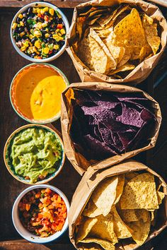 Girl, I don't wanna taco bout it anymore! What I eat for dinner is nacho problem Comida Para Baby Shower, Party Food Platters, Food Porn, Chips And Salsa, Mexican Food Recipes, Love Food, Healthy Snacks, Food Photography, Food And Drink
