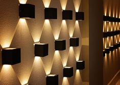 black light in the form of a cube on the wall perspective yellow light a graphic pattern of light. Living Room Decor On A Budget, Living Room Red, Living Room Modern, Custom Home Designs, Custom Homes, Basement Lighting, Living Room Flooring, Farmhouse Style Decorating, Modern Classic