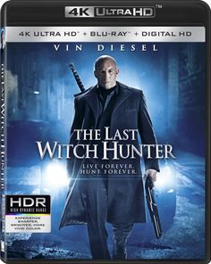 Kaulder (Vin Diesel), a witch hunter, is cursed with immortality by the Witch…