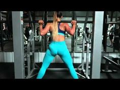 5 Booty Building Smith Machine Exercises!!!! - YouTube