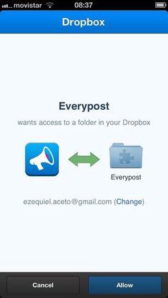 Test dropbox