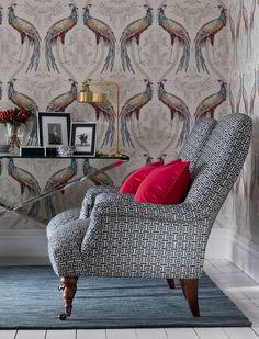 Wedgwood Home, Fabrics & Wallcoverings, by Blendworth: Volume.I « Blendworth