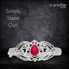 The Journey of Your love should be long lasting! Now leave a little sparkle wherever you go with this extraordinary half bangle.
