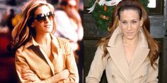 Sex and the city: Sarah Jessica Parker nei vestiti di Carrie Bradshaw