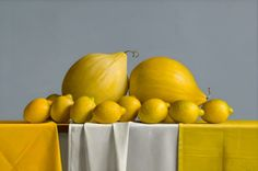 'For the Common Good' (2011) by painter Janet Rickus. Oil on panel. 20 x 30 in. via Clark Gallery
