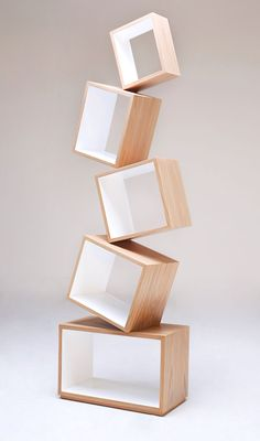 Ply wood boxes.. As stools, coffee table...