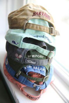Baseball caps //  Collection
