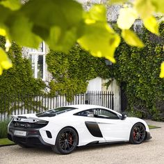 McLaren 675LT | by Henry Pearce