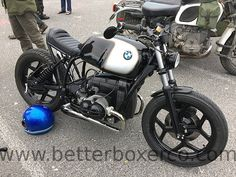 Better Boxer Co. BMW Upgrade Parts