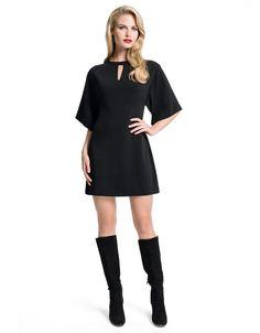 Brands | Dresses | Dani Keyhole Dress | Lord and Taylor