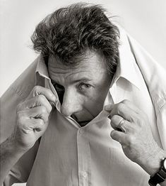 Dustin Hoffman by Andy Gotts
