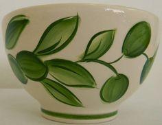 Bowl Green Olives - Petisqueira Cerâmica