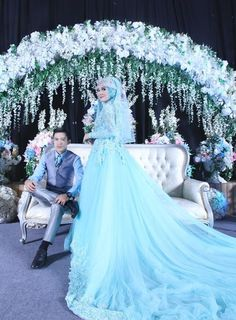 Muslim Prom Dress, Muslim Wedding Gown, Muslimah Wedding Dress, Muslim Wedding Dresses, Wedding Hijab, Bridal Dresses, Bridal Hijab, Hijab Bride, Wedding Photography Poses