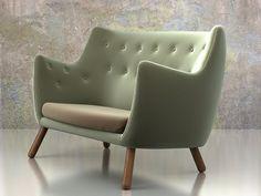 The Poet Sofa, by Finn Juhl