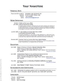 Flight Attendant Example Resume  FlyingFlight Attendants