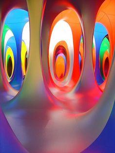Blender 3d, Interaktives Design, Light Installation, Art Installations, Retro Futurism, Sculpture Art, Metal Sculptures, Abstract Sculpture, Bronze Sculpture