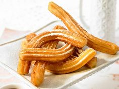 Churros au Thermomix - Cookomix