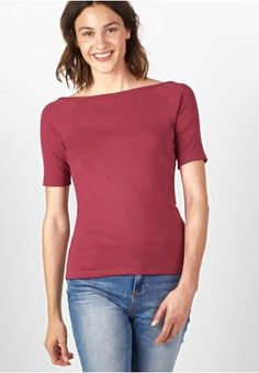 Street One EBBA - T-Shirt basic - royal blush für 17,99 € (24.07.16) versandkostenfrei bei Zalando bestellen.