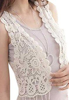 Ladies/Casual Crochet Tassel Hollow O... $16.19 #bestseller