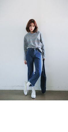Apparel sweater & trousers