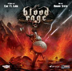 blood rage - Boardgame