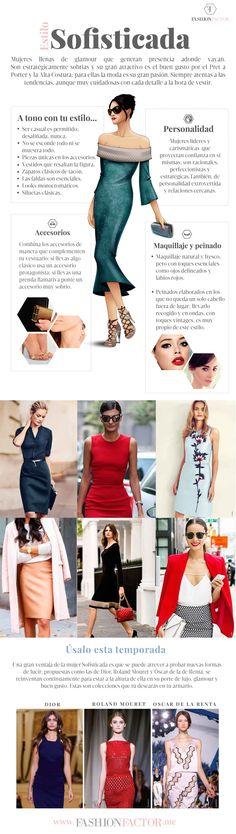 Para una mujer sofisticada el estilo no esta completo sin un buen accesorio que aporte glamour a su look. Conoce mas de este estilo en Fashion Factor.