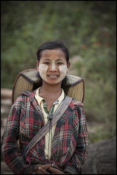 Portrait from Myanmar