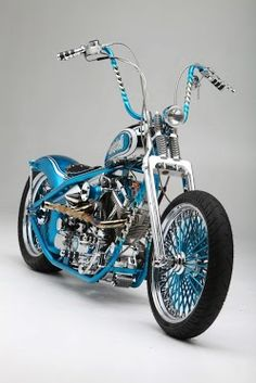 Twisted! i love this bike and the color..e