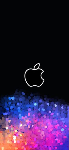 Apple Wallpaper Iphone, Apple Iphone, Neon Signs, Landscape Illustration, Scenery