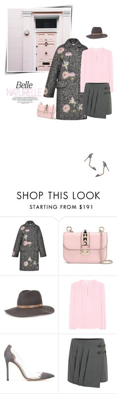 """Pack &Go: London"" by sophiek82 ❤ liked on Polyvore featuring Blumarine, Valentino, rag & bone, Diane Von Furstenberg, Gianvito Rossi, Marc by Marc Jacobs, women's clothing, women, female and woman"