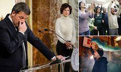 Italian Prime Minister resigns after EU referendum loss