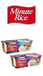 1$ en coupons rabais Minute Rice