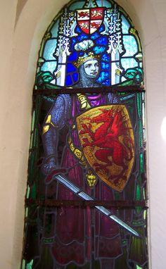 Wales, Trefriw    Prince LLywelyn