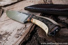 stoklasa knives - wolf knife