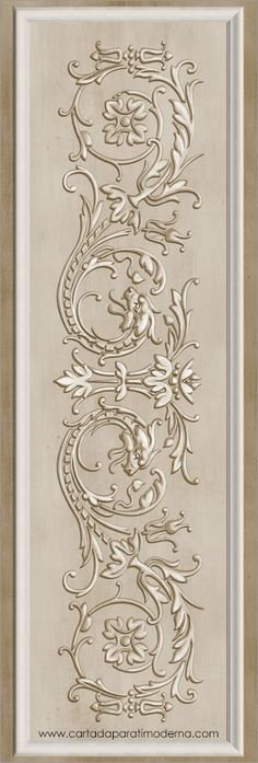 Sheridan style floral flowers leather tooling pattern for for Tattoo shops in la crosse wi