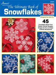 The Ultimate Book of Snowflakes - #A843534