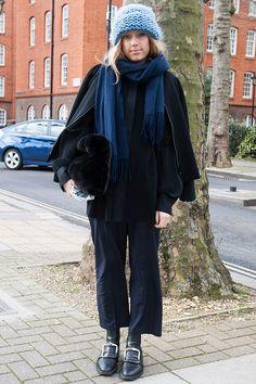 Все связано: 23 примера того, что носить шапку — это модно | Мода | STREETSTYLE | VOGUE