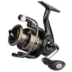 Spinning Fishing Reel 12BB + 1 Bearing Balls 1000-7000 Series Spinning Reel Boat Rock Fishing Wheel for Fishing