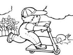 Výsledok vyhľadávania obrázkov pre dopyt kresleny bicykel