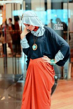 ec9800c5d6c9 32 Best Nspired Style The Fashionista images | Hijab Fashion, Hijab ...