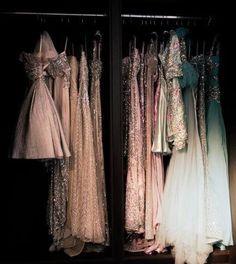 glitter dresses <3