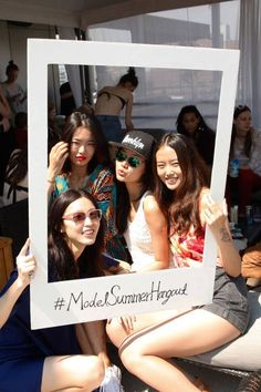 Models love modelloungeXmicrosoft Model Summer Hangout #thingsmodelslove #modelslove #model #modeling #beautiful #gorgeous #fashion #style #stylish #trend #trendy #offduty #streetstyle #modelshavemorefun  #inspiration #blonde #brunette #redhead #fun #friends #family #love #adorable #fashionmodel #topmodel #summerlovin #funinthesun #hair #makeup #smokeyeyes #DIY #runway #cover #magazine #photoshoot #instagram #newyork #nyc #glamorous #modelloungenyc #ModelSummerHangout