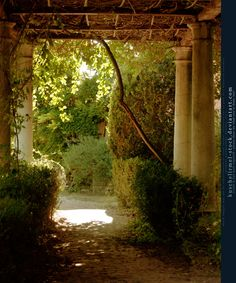 Hanbury Gardens (Italy) by kuschelirmel-stock.deviantart.com