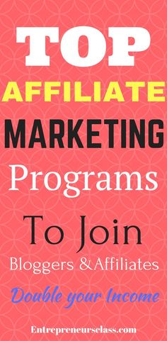 32 top affiliate marketing programs that pay high commissions.Check out 32 high paying affiliate programs on different niches. Confira as nossas recomendações!