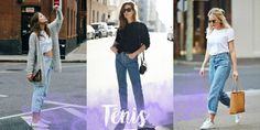 Blog Carolina Sales: Como Usar: Mom's Jeans