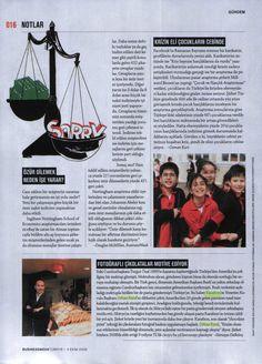 04.10.09 Business Week. Karafırın/ Ürün