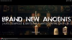 Brand New Ancients On Film - Part 1 (REALLY THIS IS POETRY AND STORYTELLING)